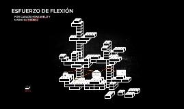 ESFUERZO DE FLEXIÓN