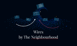 Song Analysis Wires by the Neighbourhood