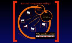 Barra di navigazione Wibiya