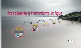 Recirculación y tratamiento de Agua