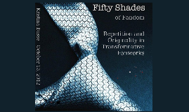 Fifty Shades of Fandom