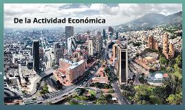 ACTIVIDAD ECONOMICA2