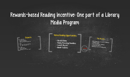 Rewards-based Reading Incentive: Is it a Total or Compliment