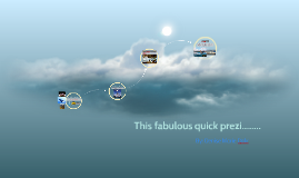 This fabulous quick prezi........