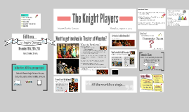 Copy of The Knight Players