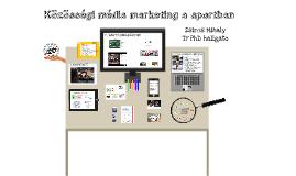 Közösségi média marketing a sportban