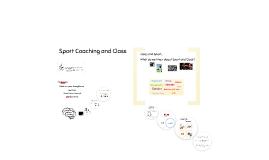 SP4352: Sport Coaching & Class