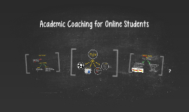 Academic Coaching for Online Students