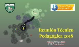 Little Byron Reunión Técnico Pedagógica 2018