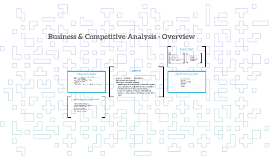 Business & Competitive Analysis - Overview .rev2