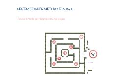 GENERALIDADES METODO EPA 1623