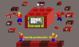 Copy of Línea de producción de LEGO
