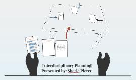 Interdisciplinary Planning