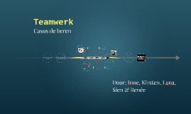 Copy of Teamwerk
