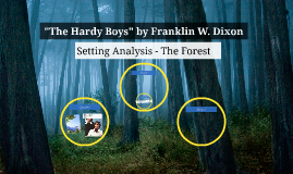 """The Hardy Boys"" by Franklin W. Dixon"