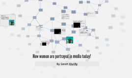 How Women are protrayed in media today