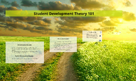 RACAPA Student Development Theory @ Immaculata University