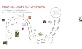 Parenting for Self Governance
