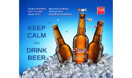 English presentation - Beer