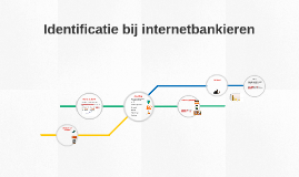 Identificatie bij internetbankieren