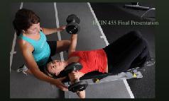 HKIN 455 - FINAL PRESENTATION