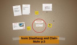 Josie Slaathaug and Claire Mohr p.5