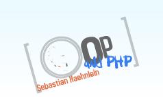 OOP und PHP