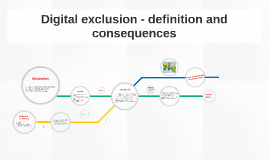 Digital Exclusion   Definition And Consequences By Karolina Sikora On Prezi