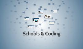 Schools & Coding