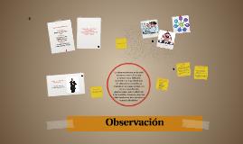 Copy of OBSERVACIÓN