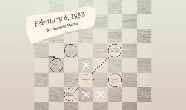 February 6th, 1952