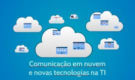 Comunicação em nuvem