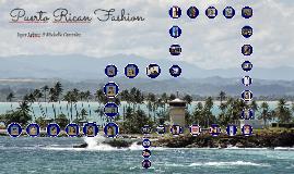 Puerto Rican Fashion