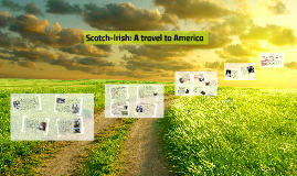 Scotch-Irish: A travel to America