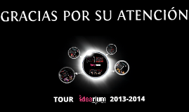 Tour Idearium (3 obras)