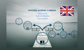 La depresion,alcoholismo y drogadiccion