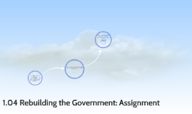Copy of 1.04 Rebuilding the Government: Assignment