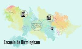 Escuela de Birmingham