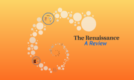 Unit 1: Renaissance REVIEW