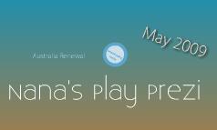 Nana's Play Prezi