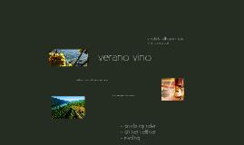 Verano vino