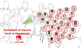 Candidatura de Izquierda Unida de Majadahonda