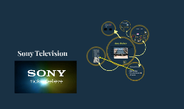 Sony Corporation - Television