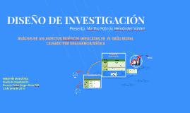 Diseño de Investigación