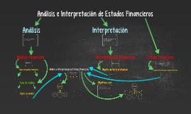 Copy of Analisis e Interpretacion de Estados Financieros
