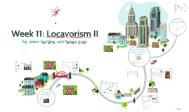 Locavorim II Reading Discussion