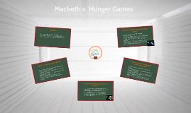 Macbeth v. Hunger Games
