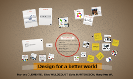 Design for a better world