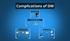 complications of dm