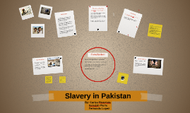 Slavery in Pakistan